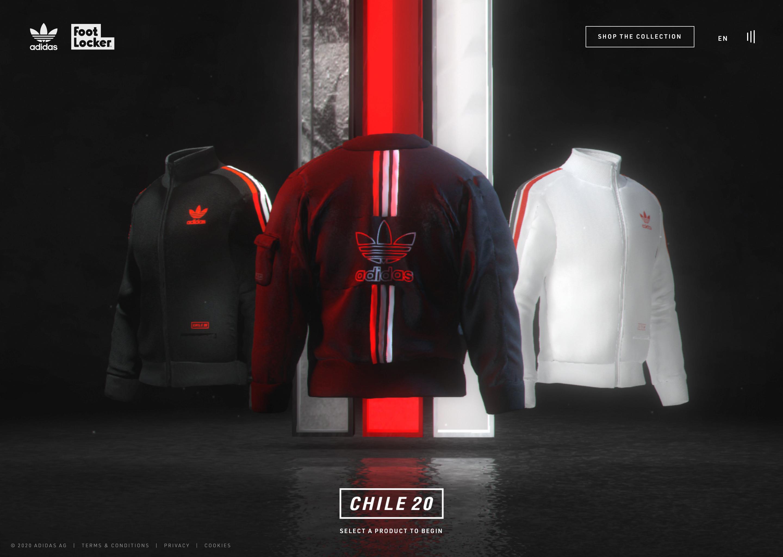 adidas – CHILE20
