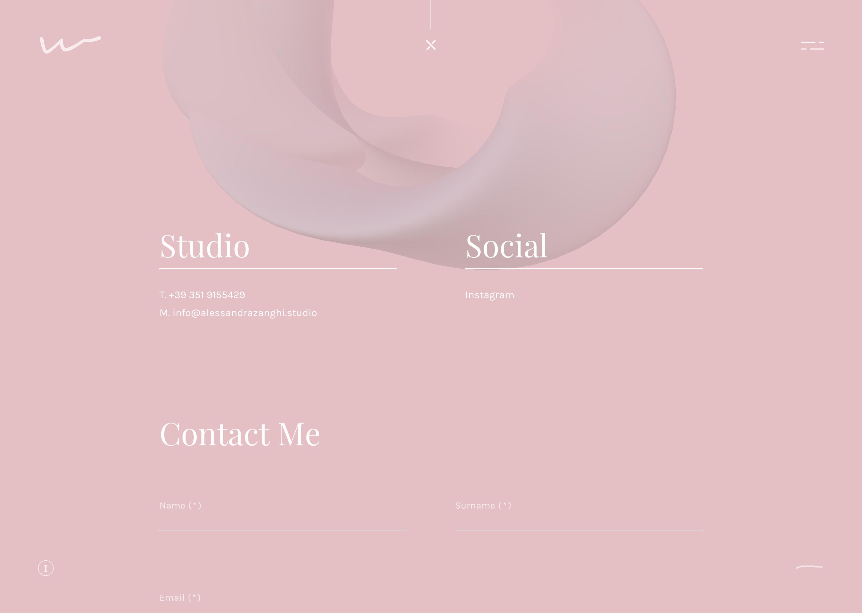 Alessandra Zanghi Studio