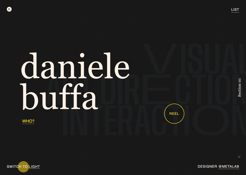 Daniele Buffa
