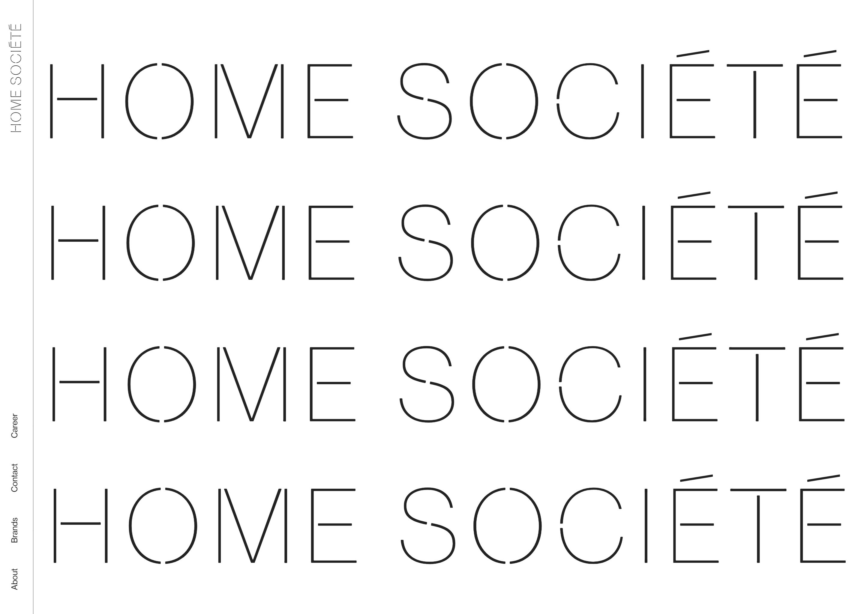 Home Société