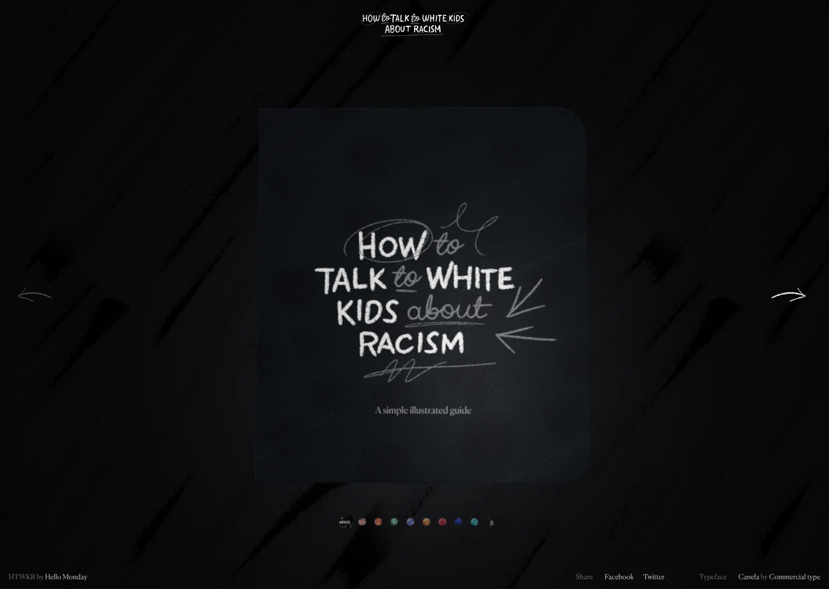 How to Talk to White Kids about Racism