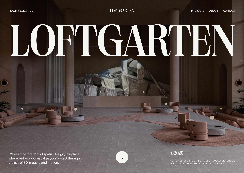 Loftgarten