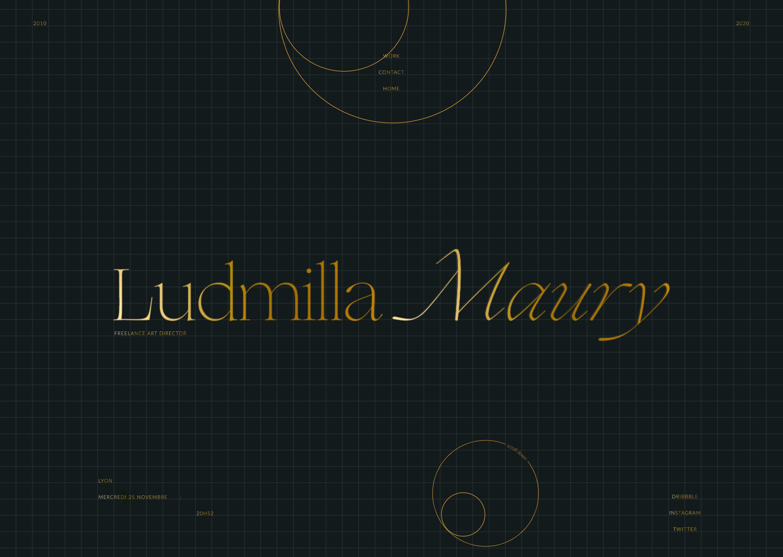 Ludmilla Maury